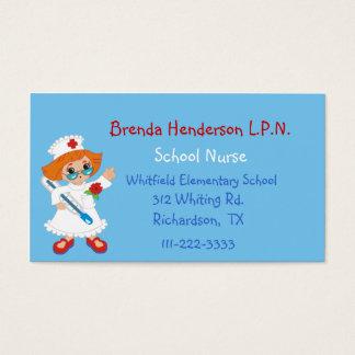 3000 nurses business cards and nurses business card templates custom nurse business card colourmoves Choice Image