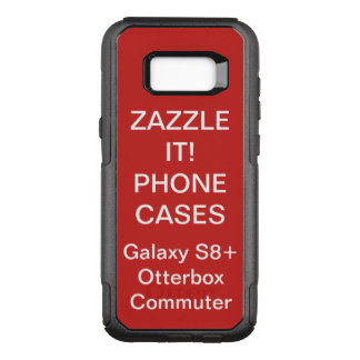 Custom Personalised Galaxy S8+ Otterbox Phone Case