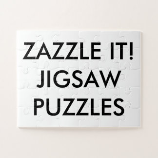 "Custom Personalised Kids' 14""x11"" Jigsaw Puzzle"