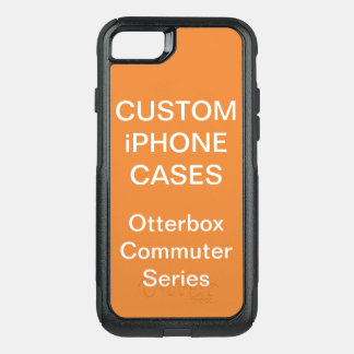 Custom Personalized Otterbox iPhone 8/7 Case Blank