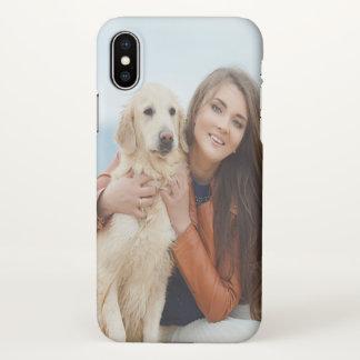 Custom Photo Apple iPhone X Case
