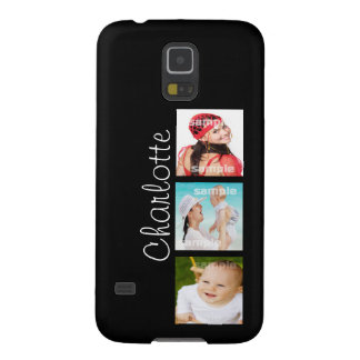 Custom Photo Collage Customizable Galaxy S5 Covers