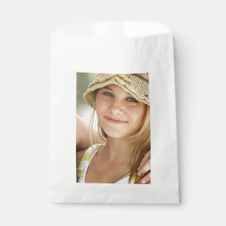 Custom Photo Favour Bags