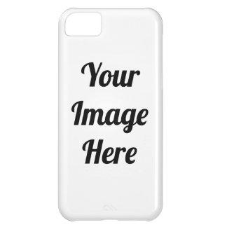 Custom Photo Print iPhone 5C Covers