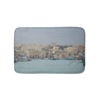 Custom Small Bath Mat. Malta. Bath Mats
