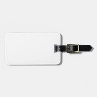 Custom Small Luggage Tag