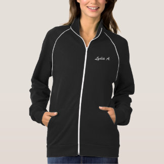 Custom soccer jacket