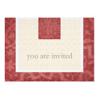 Custom Vintage 50th Birthday Party Invitation