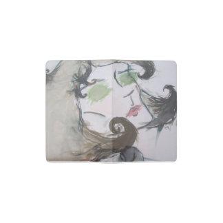 Custom Watercolor Sassy Girl Journal