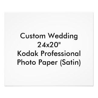 Custom Wedding Bachelor Party Photo Prints