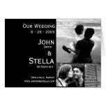 Custom Wedding Invitation Card
