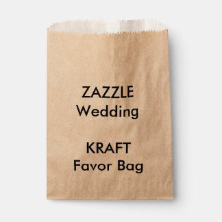 Wedding Favor Bags Nz : Custom Wedding KRAFT Paper Favor Bag Favour Bags