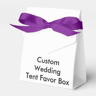 Custom Wedding Tent Favor Box