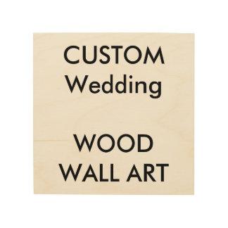"Custom Wood Wall Art 8"" x 8"" Wood Print"