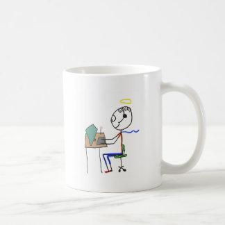 Customer Support Hero Coffee Mug