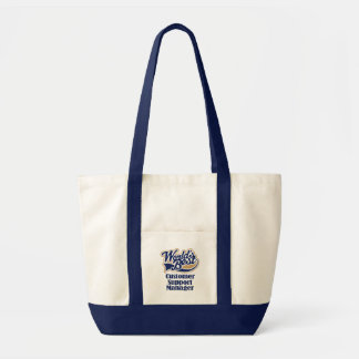 Customer Support Manager Gift Canvas Bag