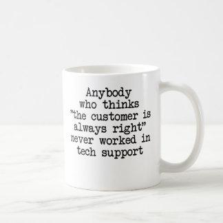 Customers Are Wrong Mug