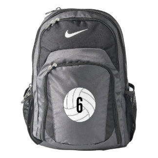 Customisable Volleyball Nike Backpack