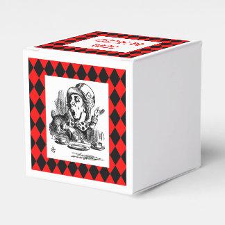 Customise Colour Mad Hatter Harlequin Box