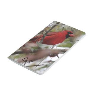 Customise Nice Cardinal photo Journal