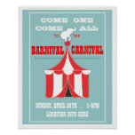 Customise Your Carnival Event Poster