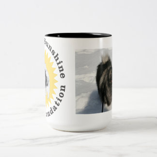 Customizable 15 oz KSRF logo mug