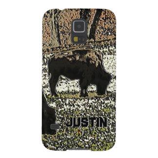 Customizable Bison Samsung Galaxy Phone Case