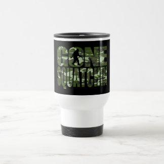 Customizable Camo Gone Squatchin Mugs