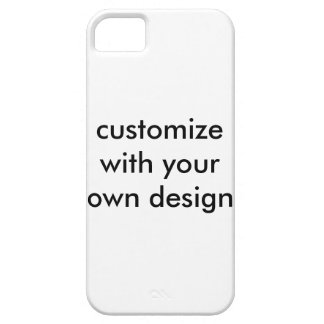 customizable case iPhone 5/5S cover