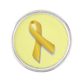 Customizable Childhood Cancer Lapel Pin