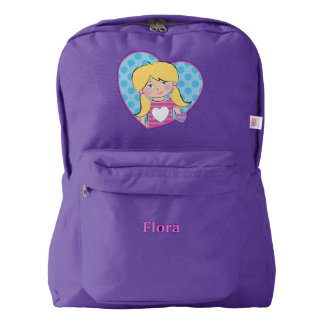 Customizable Flora Backpack