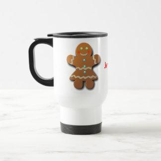 Customizable Gingerbread Cookies Mug