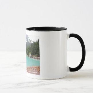 Customizable Glacial Waters - Lake Louise Mug