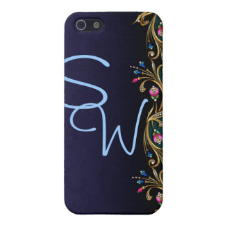 Customizable Initial iPhone 4 Speck Case iPhone 5/5S Cover