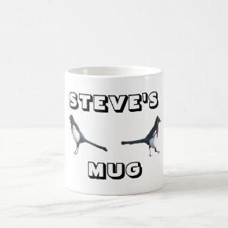 Customizable Magpie Mug