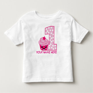 Customizable Number 1 T-Shirt
