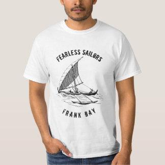 Customizable Sailing vessel t-shirt