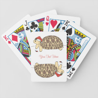Customizable Star Tortoise Playing Cards