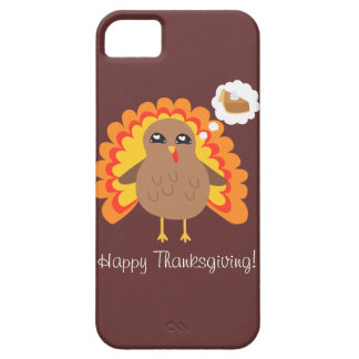 Customizable Thanksgiving Turkey iPhone 5 Cases
