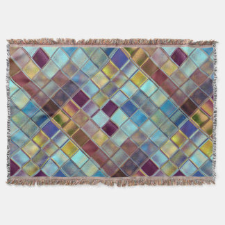Customizable Throws to Personalize Throw Blanket