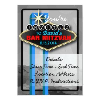 Customizable Vegas-Themed Event Invitation