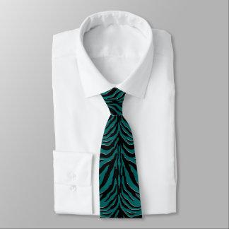 Customizable Zebra Stripes Tie