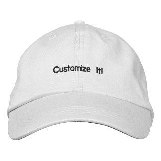 Customize a Cap Baseball Cap