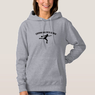 Customize! Crushing PR's Since... Discus Hoodie