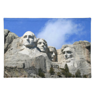 Customize Mount Rushmore National Memorial photo Placemat