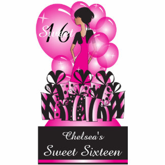 Customize Template for a Birthday or Bachelorette Acrylic Cut Outs
