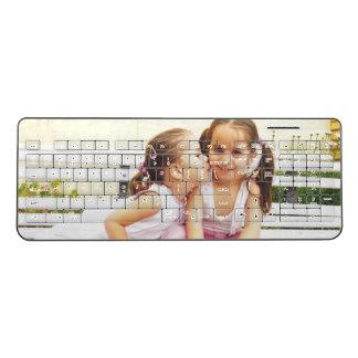 Customized photo wireless keyboard. Make your own! Wireless Keyboard