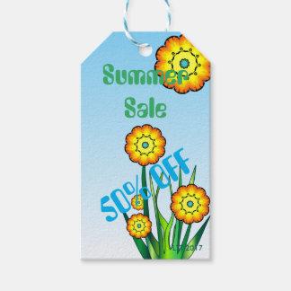 Customized Seasons Sale Tag