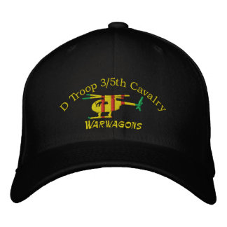 "Customized Your Unit OH-6 ""Loach"" Embroidered Hat"