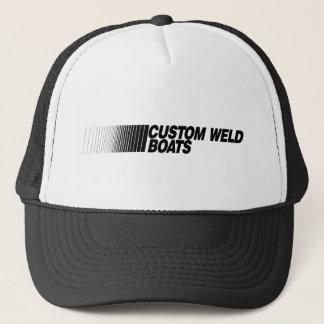 CustomWeld  Boats Trucker Hat